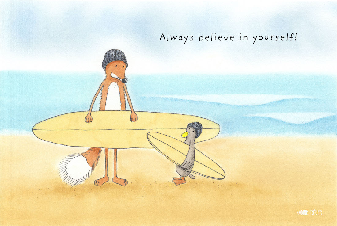 https://nadineroeder.com/wp-content/uploads/2020/08/Nadine-Roeder-Illustration-Surfing-Animals-Club-Always-believe-in-yourself.jpg