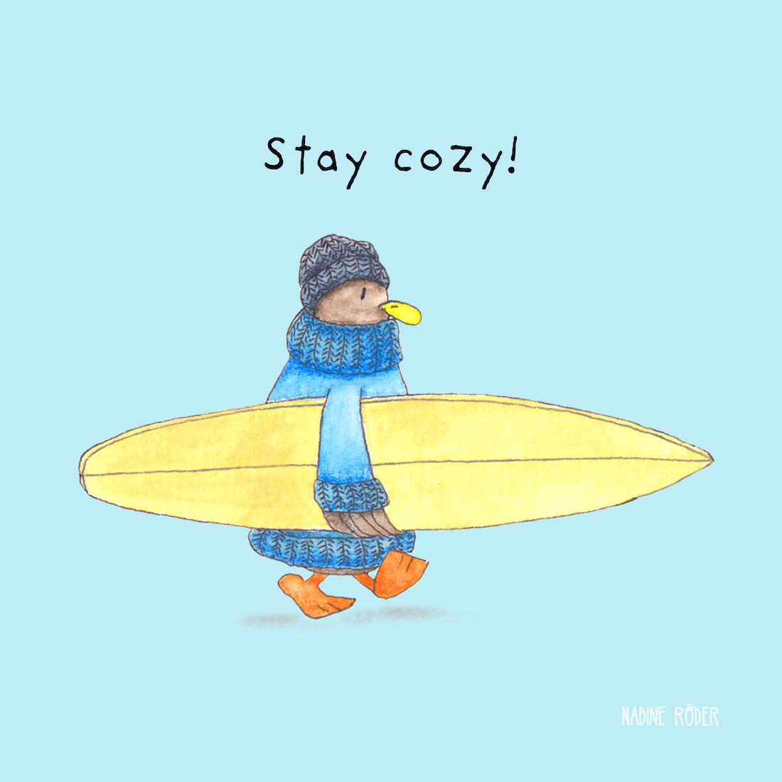 https://nadineroeder.com/wp-content/uploads/2021/01/Nadine-Roeder-Illustration-Surfing-Animals-Club-Stay-cozy.png