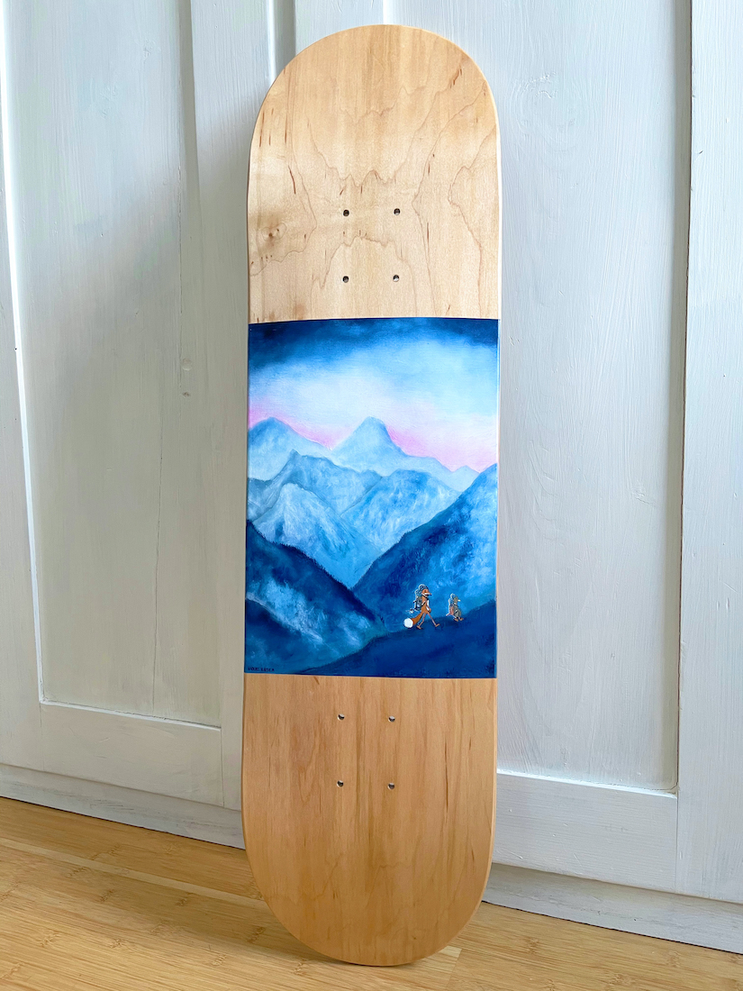 https://nadineroeder.com/wp-content/uploads/2021/03/NADINE_ROEDER_Illustration_Skateboard_Deck_Surfing_Animals_Club_Morning_Hike_Mountains.jpg
